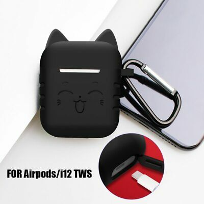 Lovely Accessories On I9 I9s I10 Pro I10s I11s I13 I19 TWS Earphone Carry Cover • 5.14£