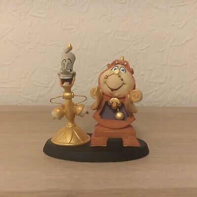 "Disney Enchanting Collection By Enesco, ""Loyal Servants"" Figurine • 12£"