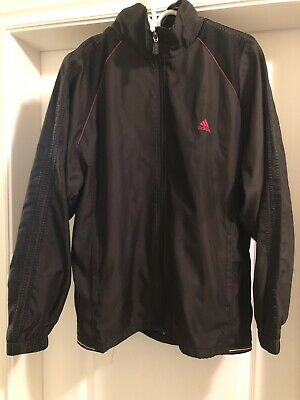 $ CDN30 • Buy Authentic Adidas 3 Stripes Tiero Mens Light Jacket - Size XL (Mint Condition)