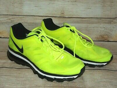 $41 • Buy NIKE Air Max 2012 + Volt Running Sneakers Mens Size 12