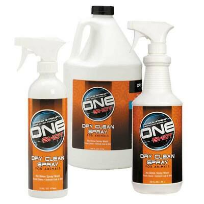 £58.10 • Buy Dry Clean Pet Grooming Spray Waterless No Rinse Stain Remover Wash Choose Size