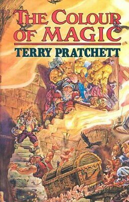 £17.23 • Buy The Colour Of Magic By Terry Pratchett 9780861403240 | Brand New