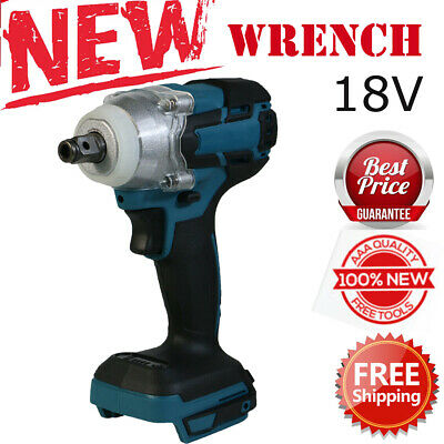 For Fit Makita DTW285Z 18v Cordless LXT 1/2  Impact Wrench Scaffolding Tool-Bare • 51.50£