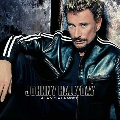 AU16.99 • Buy Johnny Hallyday - A La Vie A La Mort New Cd