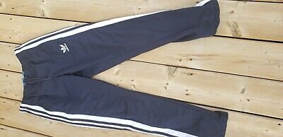 $ CDN35 • Buy Mens Adidas Pants, Size Small , Blue And White Stripes, Great Condition, 9/10
