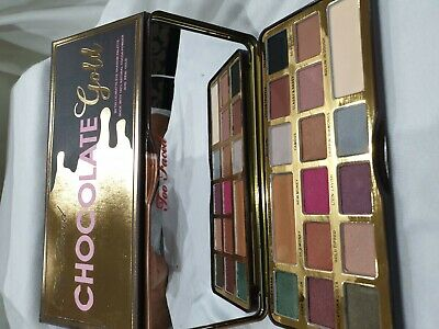 AU15 • Buy Too Faced Chocolate Gold Eyeshadow Palette