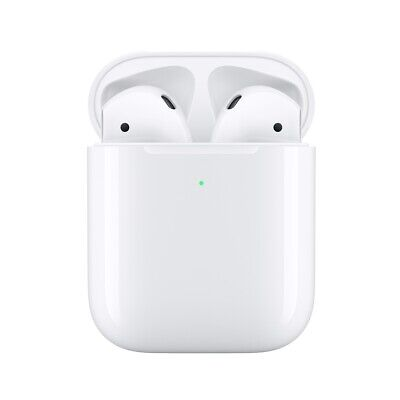 AU120.50 • Buy SEALED Apple 2nd Generation AirPods With Wireless Charging Case - MRXJ2AM/A