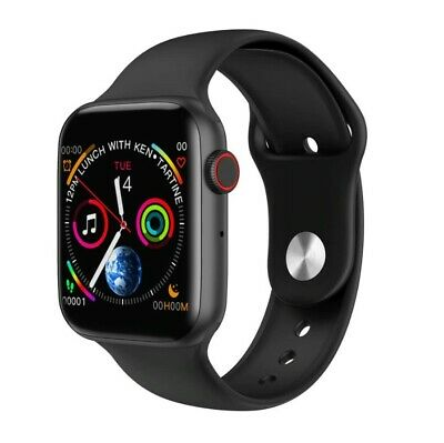 $ CDN262.41 • Buy Apple Watch Series 3 42mm GPS + Cellular 4G LTE - Space Gray - Black Sport Band
