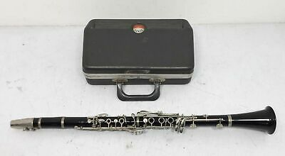 $14.99 • Buy Selmer Bundy Resin Clarinet With Case