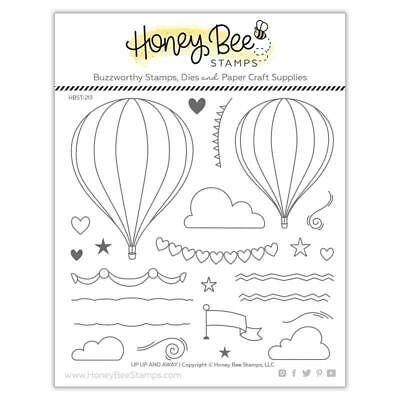 £18.36 • Buy Honey Bee Stamp Up, Up And Away  23pc Set