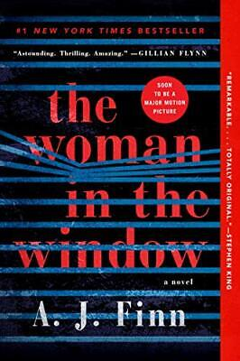 AU14.38 • Buy The Woman In The Window By Finn, A.J. 0062678426 The Cheap Fast Free Post