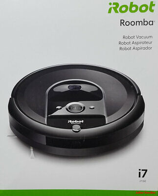 IRobot Roomba I7 Wi-Fi Connected Robot Vacuum Romba Pet Hair Carpet • 385.52£