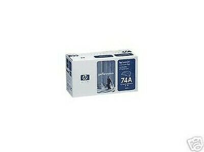 2 X Original Toner For HP 92274A 74A Laserjet 4L 4P 4ML 4MP - Boxed • 99.99£
