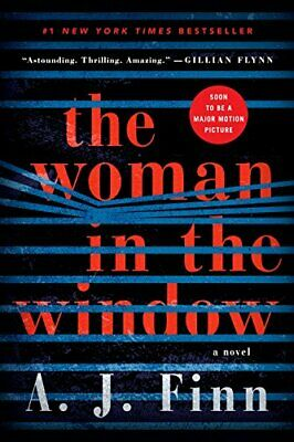 AU15.15 • Buy The Woman In The Window By Finn, A. J. 0062884093 The Cheap Fast Free Post