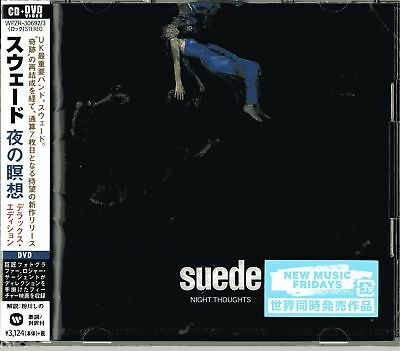 Suede-night Thoughts (deluxe Edition)-japan Cd+dvd+book H20 • 27.18£