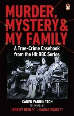 £7.92 • Buy Murder, Mystery And My Family A True-Crime Casebook From The Hi... 9781785944765