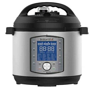 $150 • Buy Instant Pot 10-in-1 Duo Evo 6 Qt. Plus Programmable Electric Pressure Cooker