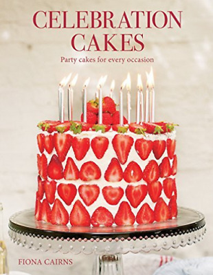 £17.41 • Buy Cairns  Fiona-Celebration Cakes BOOK NEW
