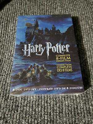 $16.50 • Buy Harry Potter: Complete 8-Film Collection (DVD, 2011, 8-Disc Set)