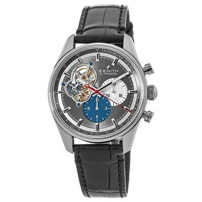 $5989 • Buy New Zenith Chronomaster El Primero Open 42mm Men's Watch 03.2040.4061/23.C496