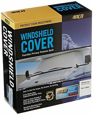 $65.22 • Buy ADCO Class C Windshield Cover For RV, White