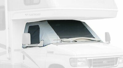 $90.61 • Buy ADCO Class C Deluxe Windshield Cover With Roll-Up Windows For RV, White