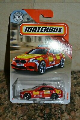 $2.75 • Buy Matchbox BMW M5 Fire Rescue!