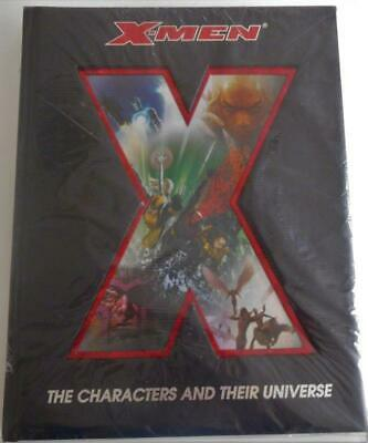 £24.95 • Buy X-men The Characters And Their Universe 2006 Delux Hc Mallory Fan Gift Movie