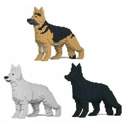 Build Your Own German Shepherd Gift Premium Puzzle Game Toy • 135.99£