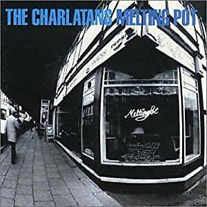The Charlatans - Melting Pot (NEW CD) • 10.50£