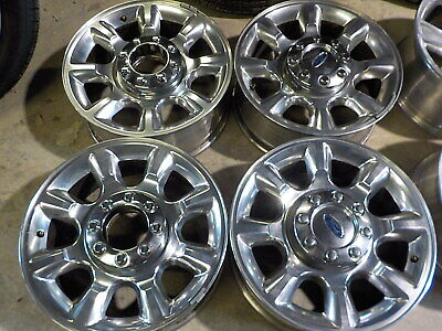 $600 • Buy 4- 2015 Ford F250 Factory 20  Wheels 05 - 16 F350 Super Duty OE 24B