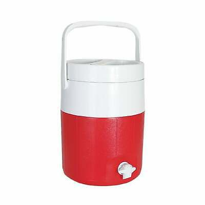 $27.99 • Buy Coleman 2-gallon Red Plastic Water Jug Red