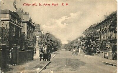 £10 • Buy St Johns Wood. Clifton Hill # 754 By Charles Martin.