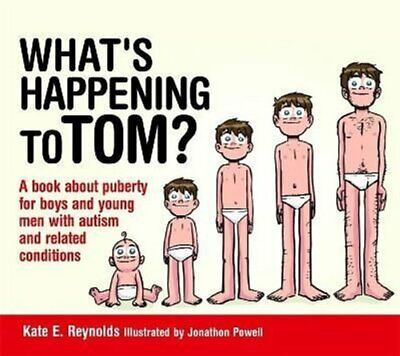 £11.80 • Buy What's Happening To Tom? A Book About Puberty For Boys And Youn... 9781849055239
