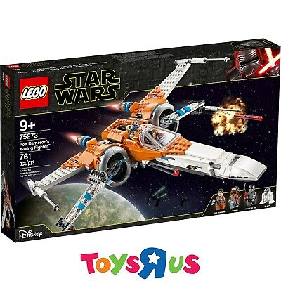 AU154.30 • Buy LEGO 75273 Star Wars Poe Dameron's X-wing Fighter (BRAND NEW SEALED)
