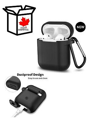 $ CDN15 • Buy 2019 Newest AirPods Case,360°Protective Silicone AirPods Accessories Kit