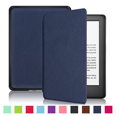 Cover Smart Case PU Leather For Amazon Kindle 8/10th Gen Paperwhite 1/2/3/4 • 5.67£