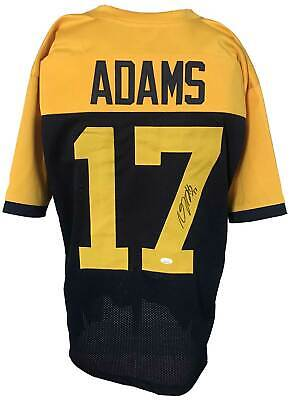$ CDN28.49 • Buy Davante Adams Autographed Pro Style Throwback Jersey JSA Authenticated