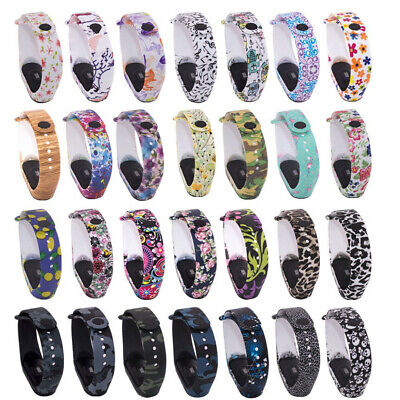 $0.99 • Buy For Xiaomi Mi Band 3 Silicone Replacement Bracelet Watch Band Wristband Strap