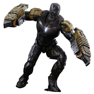 AU649.95 • Buy Iron Man 3 - Mark XXV (25) Striker 1/6th Scale Hot Toys Action Figure Display
