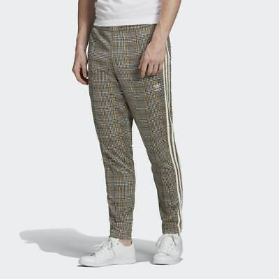 $ CDN250 • Buy RARE Adidas Originals Men's Tartan Track Pants (Medium)