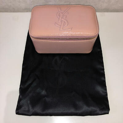 £108.60 • Buy YSL Saint Laurent Pouch Mirror Enamel Pink Vanity