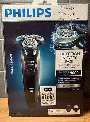 View Details Philips Series 9000 Men's Wet / Dry Electric Shaver Razor S9111/43 | Free UK P&P • 85.99£