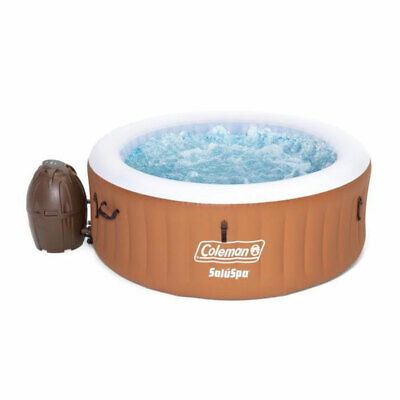 $824.99 • Buy Coleman 90455 SaluSpa Miami Air Jet 4 Person Inflatable Hot Tub Spa With Pump