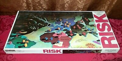 $15 • Buy Risk Board Game Vintage 1975 Complete Original Classic 70s Tabletop Strategy A44