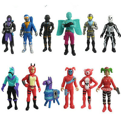 $ CDN20.97 • Buy Fortnight Game PVC Action Figures Fortnited Battle Royale Llama Characters