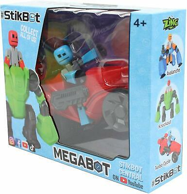 StikBot MegaBot Turbo Cycle • 13.49£