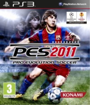 AU70.50 • Buy PS3-Pro Evolution Soccer 2011 /PS3 GAME NEW