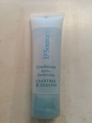 20 X Crabtree And Evelyn La Source Conditioner  - 50ml Travel Size • 9.99£