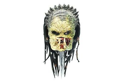 $ CDN132.33 • Buy 1/6 Scale Toy Predator - Male Yautja Head Sculpt (Type 1)